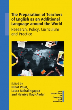 Jacket Image For: The Preparation of Teachers of English as an Additional Language around the World